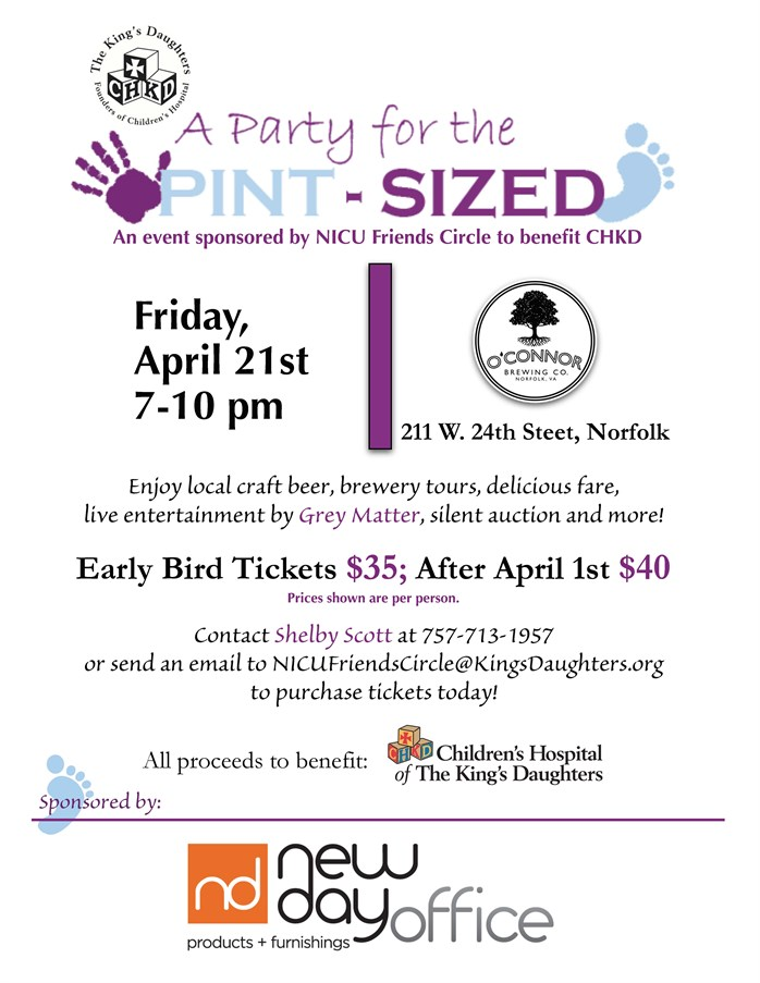 2017 NICU Party Flyer1
