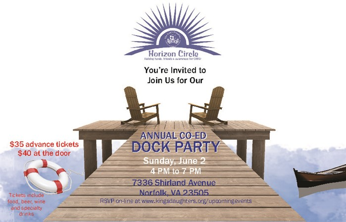 2019 Dock Party